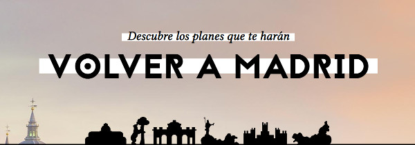 Vuelve a Madrid.