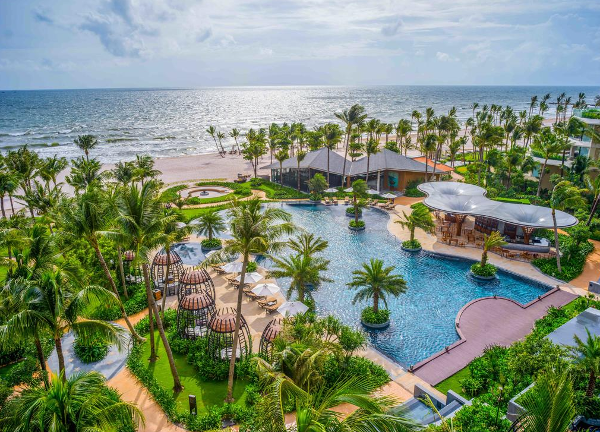 InterContinental Phu Quoc Long Beach Resort, en el listado PointBreaks de IHG Rewards Club.