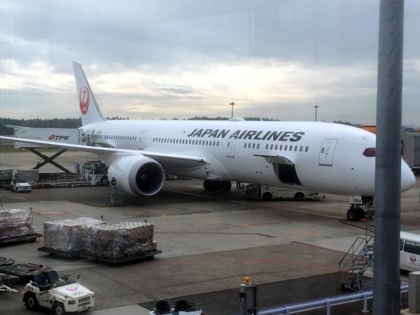 Utilizando Avios en vuelos domésticos de Japón. Japan Airlines.