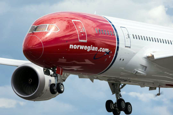 Norwegian lanza su tercer ruta desde Madrid: Boston.