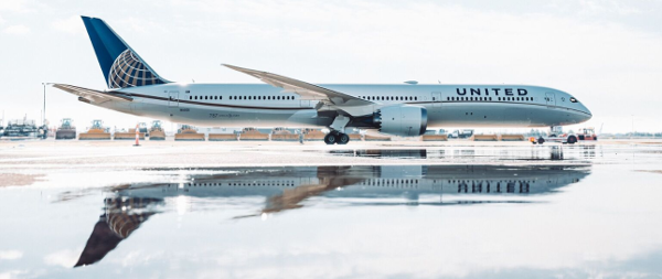 Primer Boeing Dreamliner 787-10 de United Airlines.