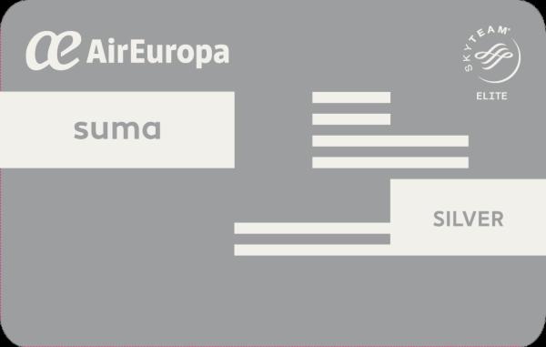 Air Europa Suma Silver.
