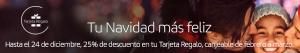 NUEVA oferta tarjeta regalo Iberia: 25% descuento, cambios en ESTA para viajar a EE.UU. de América