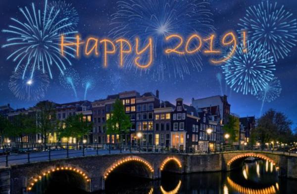 Feliz 2019! Descuento en KLM y Air France.