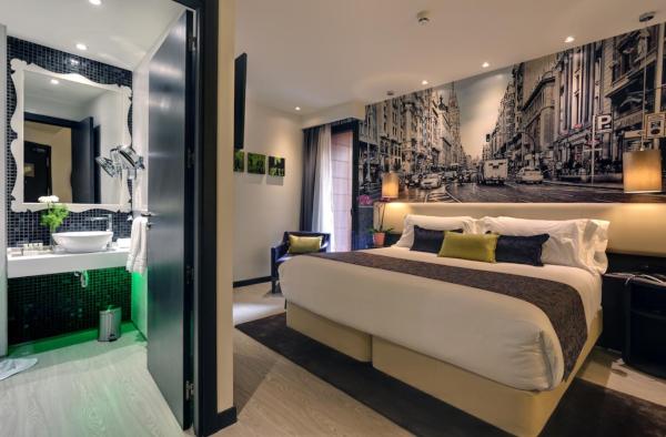 El Hotel Indigo Gran Vía sube a 40.000 puntos.