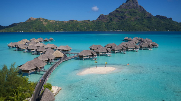 InterContinental: Bora Bora Resort Thalasso Spa.