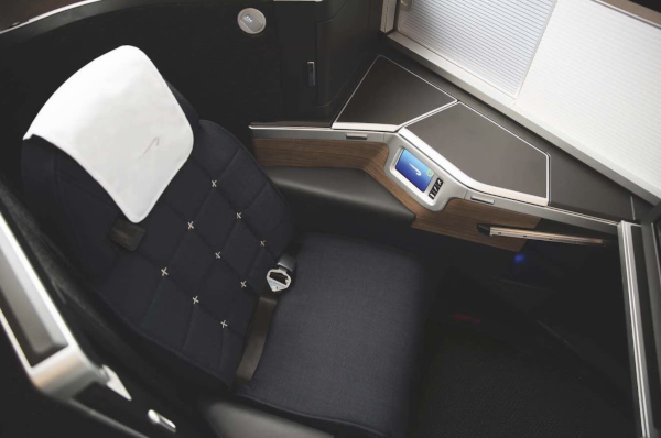 Club Suite de British Airways: la nueva Club World.