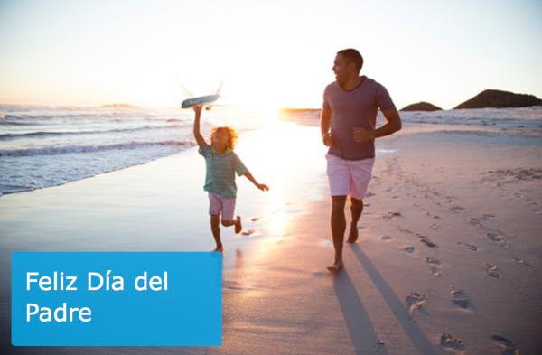30-50 euros descuento KLM día del Padre.