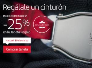 25% descuento en tarjeta regalo Iberia, 75% compra millas Flying Blue