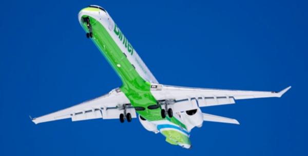 Binter Canarias ofrece clase Business en sus CRJ.