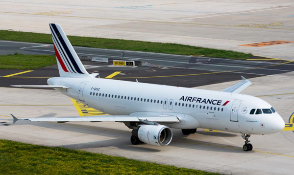 20% descuento Air France.