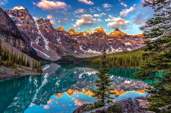 Premios Promo Flying Blue agosto 2019: Parque Nacional Banff.