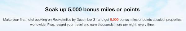 Gana 5.000 Avios (y otras millas) con tu primera reserva en Rocketmiles.
