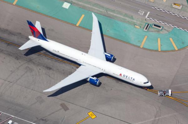 Delta cancela la ruta Málaga - Nueva York JFK.