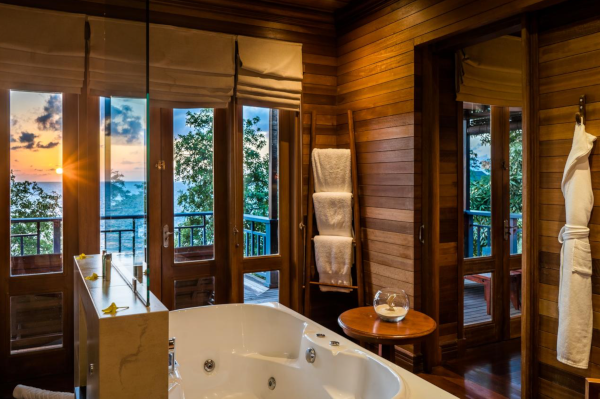 Hilton Seychelles Northolme Resort and Spa.