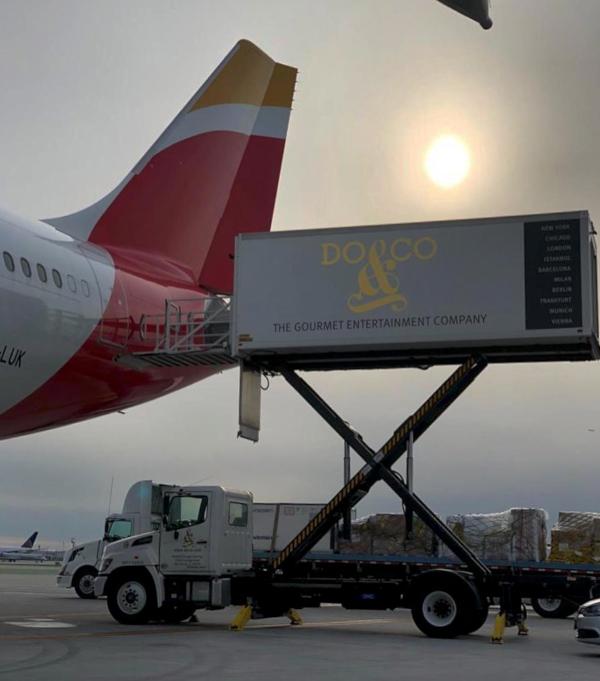 Do&Co, nuevo proveedor catering de Iberia.