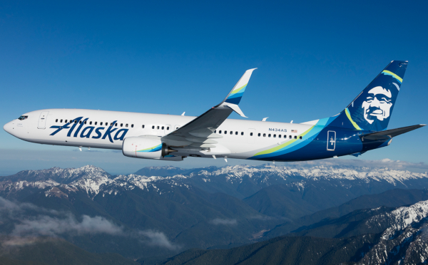 Alaska Airlines oneworld.