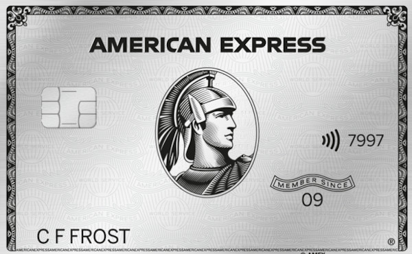 DOBLE puntos MR de American Express Platinum.