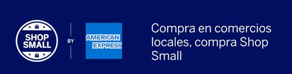Shop Small de American Express.