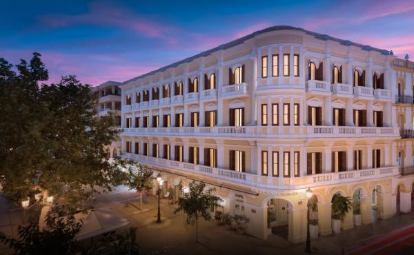 Gran Hotel Montesol Ibiza.