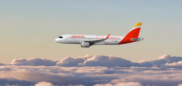 Acumula Avios con la cuenta Santander One Iberia Plus.