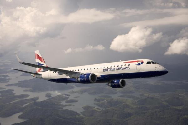 British Airways volará a España desde Southampton.