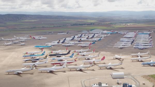Aeropuerto de Teruel.