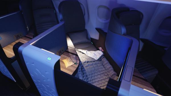 JetBlue: Mint Suite.