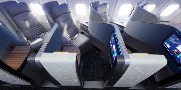 JetBlue presenta Mint Suite.