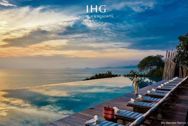 Nueva imagen IHG Hotels & Resorts.