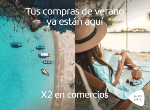 DOBLE Avios Iberia ICON hasta el 31 de julio.