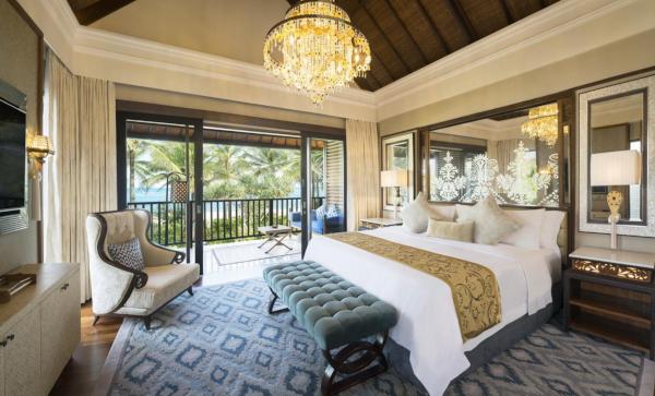 The St. Regis Bali, 100.000 puntos por noche.