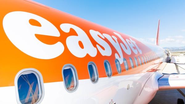 16 nuevas rutas de easyJet desde España.