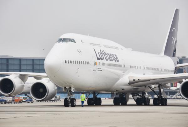 Lufthansa volará con el jumbo a Mallorca.