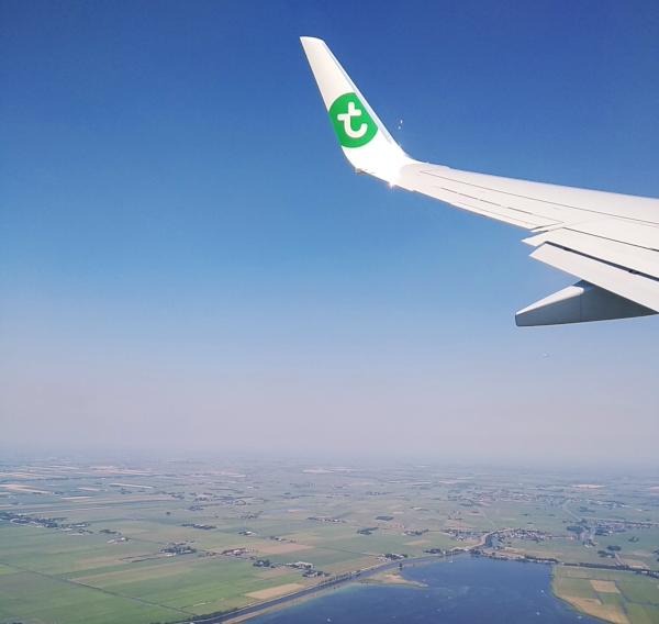 Acumula puntos XP volando con Transavia.
