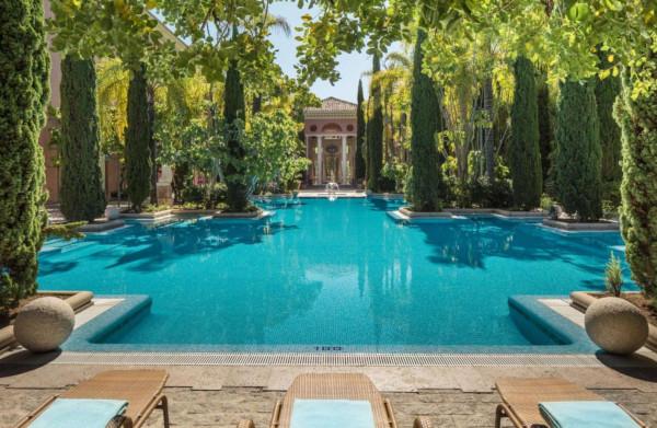 Anantara Villa Padierna Palace Benahavís Marbella Resort.