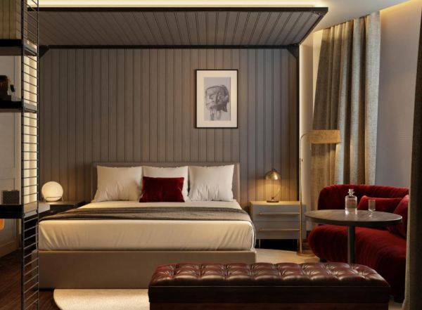 Nuevo Hotel Canopy By Hilton Madrid - Castellana.